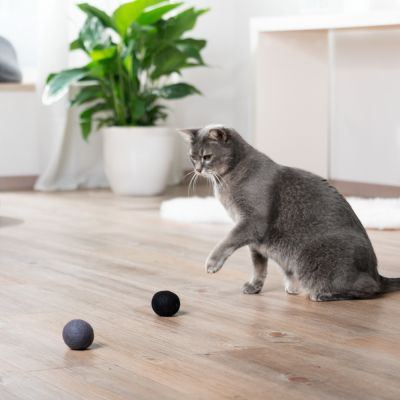 Cosma Wool Ball Cat Toy
