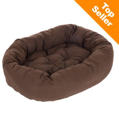 Cosy Mocca Dog Bed