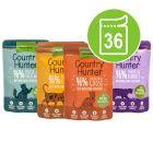 Country Hunter Superfood Pouch Multipack Wet Cat Food