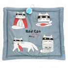 Coussin Bad Cat Story pour chat