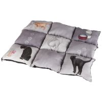 Couverture Trixie Patchwork pour chat