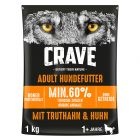 Crave Adult Dog Turkey & Chicken
