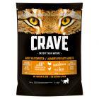 Crave Adult Ξηρά Τροφή για Γάτες με Γαλοπούλα & Κοτόπουλο