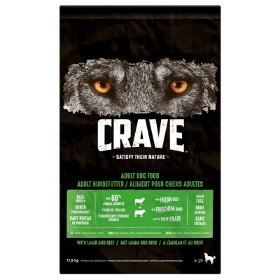 Crave Adult Dog con Agnello & Manzo