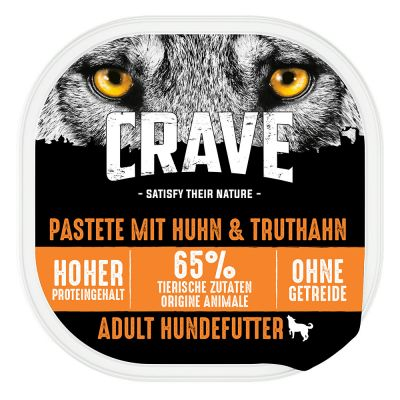 Crave Adult Dog Paté