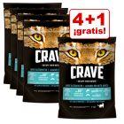 Crave Adult 750 g pienso para gatos en oferta: 4 + 1 ¡gratis!