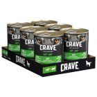 Crave Adult Hrană câini 6 x 400 g