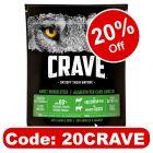 Crave Adult Lamb & Beef Dry Dog Food