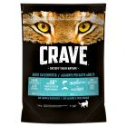 Crave Adult Salmon & Whitefish Dry Cat Food