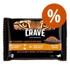 Crave comida húmeda para gatos ¡a precio especial!