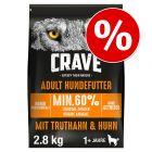 Crave Dog -kuivaruoka -15 % alennuksella!