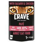Crave, karma mokra dla kota, saszetki, 24 x 85 g