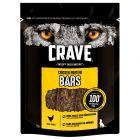 Crave Protein Bars snacks para perros