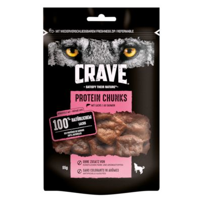 Crave Protein Chunks Dog Snacks