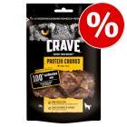Crave Protein -koiranherkut erikoishintaan!