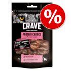 Crave Protein snacks para perros ¡a precio especial!