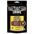 Crave Protein Wrap snacks para cães