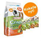 Crispy Müsli -marsunruoka + Sticks erikoishintaan!
