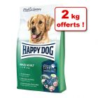 Croquettes Happy Dog Supreme fit & vital 12/14 kg + 2 kg offerts !
