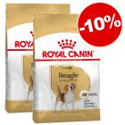 Croquettes Royal Canin Breed 2 x 7,5 à 12 kg : 10 % de remise !