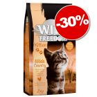 Croquettes Wild Freedom Kitten Wide Country 2 kg pour chaton : - 30 % !