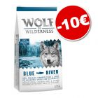 Croquettes Wolf of Wilderness 12 kg : 10 € de remise !