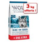 Croquettes Wolf of Wilderness 12 kg + 3 kg offerts !
