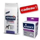 Croquettes Advance Veterinary Diets 12/15 kg + compléments Advance offerts !