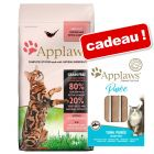Croquettes Applaws pour chat 1,8 / 2 kg +  purée Applaws au thon offerte !