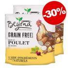 Croquettes Beyond Sans céréales pour chat 2 x 1,2 kg : 30 % de remise !