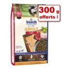 Croquettes bosch pour chien 700 g + 300 g offerts !