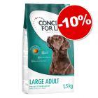 Croquettes Concept for Life 6 kg pour chien : 10 % de remise !