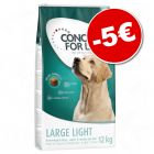 Croquettes Concept for Life Light 12 kg : 5 € de remise !
