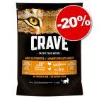 Croquettes Crave Adult 750 g : 20 % de remise !