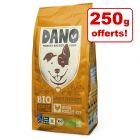 Croquettes DANO BIO pour chien 250 g + 250 g offerts !