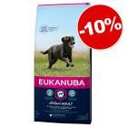 Croquettes Eukanuba pour chien 3 à 15 kg : 10 % de remise !