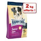 Croquettes Happy Dog Supreme 8 kg + 2 kg offerts !