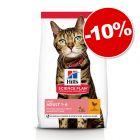 CroquettesHill's Science Plan 7 kg pour chat : 10 % de remise !