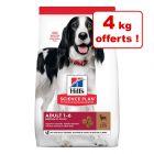 Croquettes Hill's Science Plan pour chien 14 kg + 4 kg offerts !