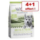 Croquettes Little Wolf of Wilderness 4 kg + 1 kg offert !