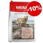 Croquettes MERA pure 12,5 kg : 10 % de remise !