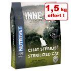 Croquettes Nutrivet Inne Cat 4,5 kg + 1,5 kg offert !