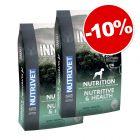 Croquettes Nutrivet Inne pour chien 2 x 12 kg : 10 % de remise !