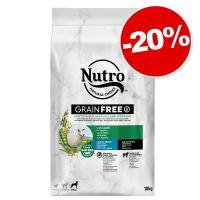Croquettes Nutro pour chien 1,4 à 10 kg : 20 % de remise !