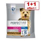 Croquettes PERFECT FIT < 10 kg pour chien 1,4 kg : 1,4 kg offert !