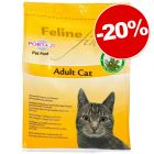 Croquettes Porta 21 2 ou 10 kg pour chat : 20 % de remise !