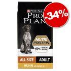 Croquettes PURINA PRO PLAN Nutriprotein 10 kg : 34 % de remise !