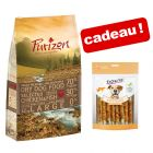 Croquettes Purizon 12 kg + Bâtonnets Dokas 200 g blancs de poulet offerts !