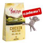 Croquettes Purizon 12 kg + Jouet en coton tressé en forme de singe offert !