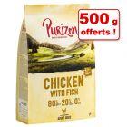 Croquettes Purizon pour chien : 3,5 kg + 500 g offerts !